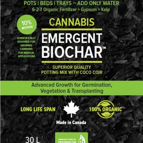 Scientifically formulated Blends with Biochar