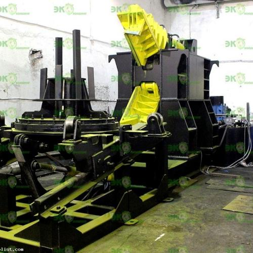 OTR cutting machine