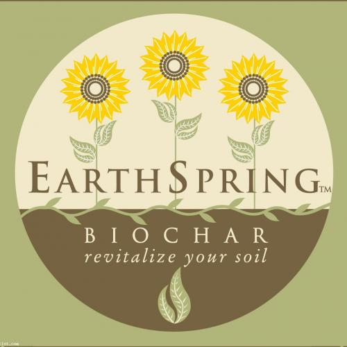 Earthspring Biochar - Revitalize your soil.