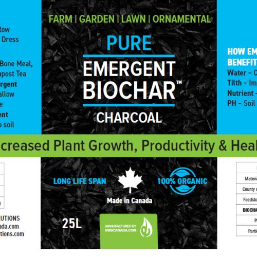 Very High Quality Biochar